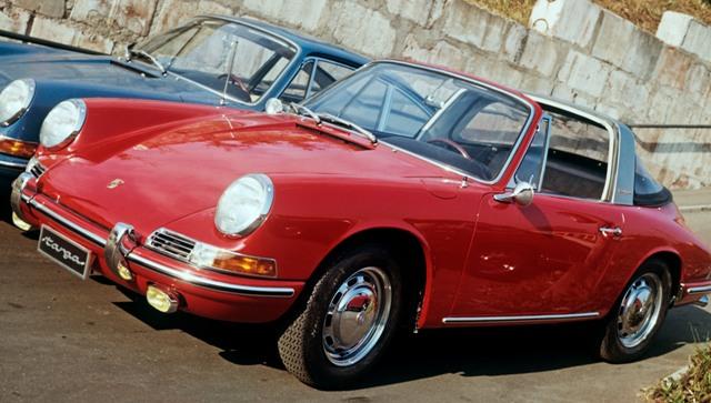 Porsche | 1948 – 1967 | 70 años de fascinación por los autos deportivos Parte 1