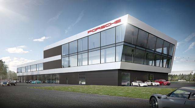 Porsche | inaugura el Nuevo Experience Center