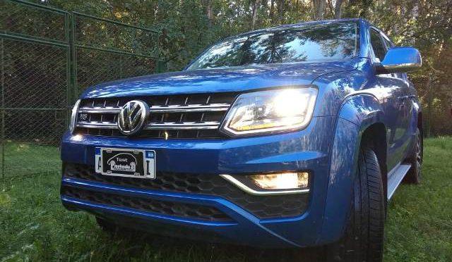Amarok    Volkswagen   nueva línea de financiación