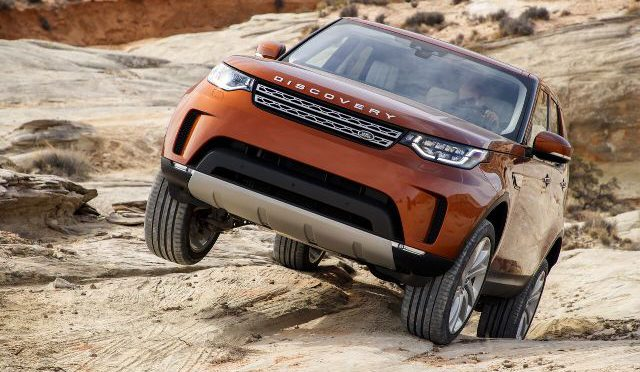 All-New Discovery | Land Rover | Versatilidad y aptitudes todo terreno