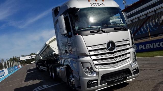 Contacto | Actros/Arocs | Mercedes Benz | probamos las Bellas Bestias alemanas