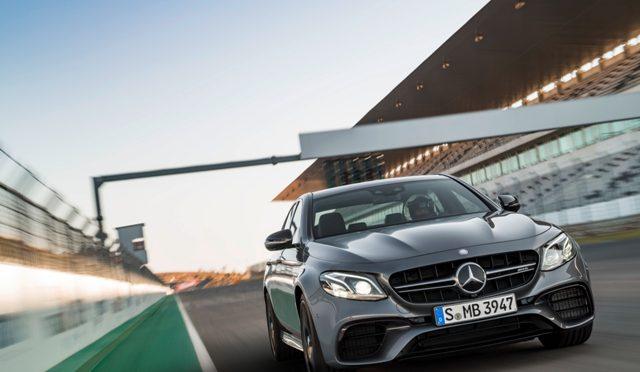 E63 S 4MATIC+   Mercedes-AMG   ya está en Argentina