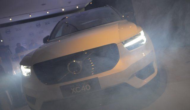 XC40 | Volvo | lanzamiento del nuevo SUV compacto