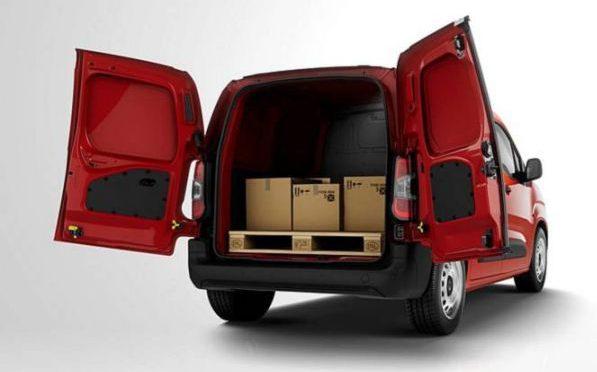 Berlingo Van | Citroen | nuevo utilitario europeo