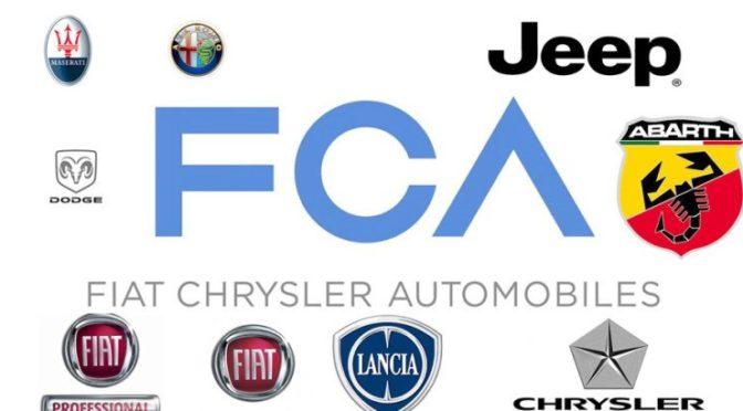 FCA | el futuro industrial del grupo según su CEO