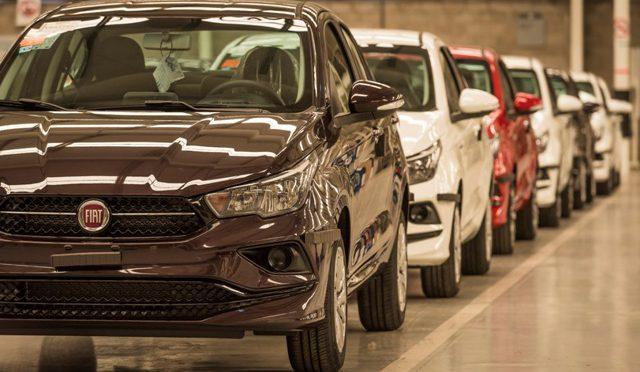 Cronos   Fiat   mas de 40.000 unidades producidas