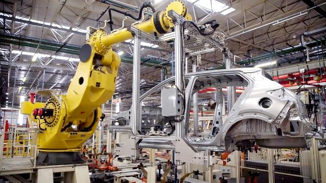 Hércules | Nissan | la herramienta gigante de la fábrica brasileña