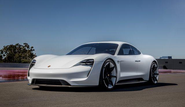 Taycan | Porsche | el concept Mission E ya tiene nombre