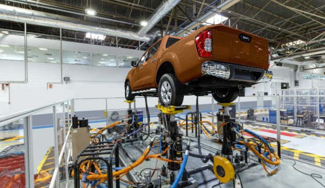 Frontier | Nissan | avanza a su última etapa de preproducción