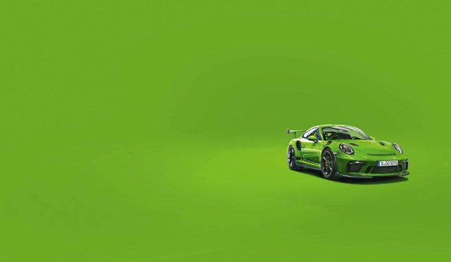 Porsche | teoría de los colores en el automóvil