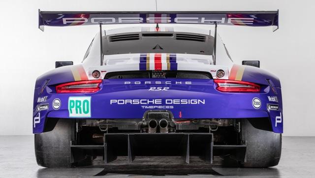Le Mans | Porsche | dos 911 RSR con colores históricos