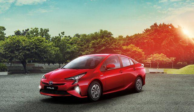 Prius day | Toyota | mostrará la tecnología híbrida en todo el país