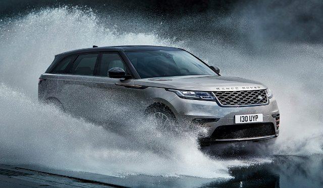 Range Rover Velar | Land Rover | preventa del nuevo producto