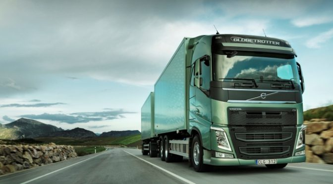 FH   Volvo Trucks   25 años en la preferencia de los conductores