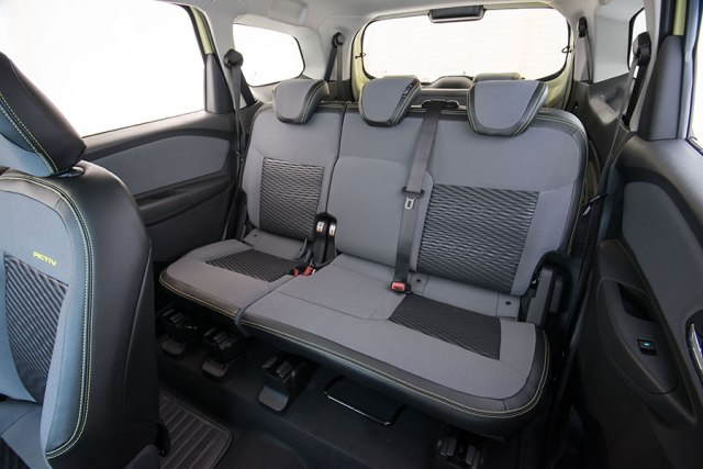 Spin Activ Chevrolet Restyling Del Monovolumen Familiar Pruebautos