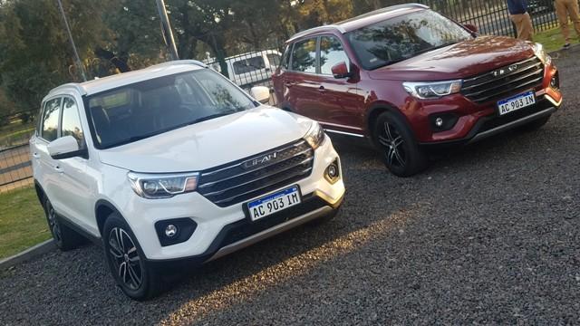 X70 | Lifan | presenta su nuevo SUV en Argentina