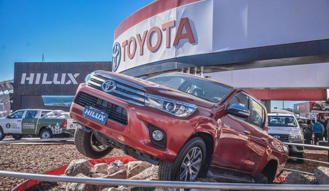 Agroactiva 2018| Toyota | con toda la carne al asador