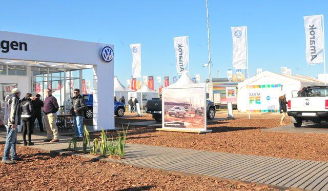 Agroactiva 2018 | Volkswagen | lució sus utilitarios