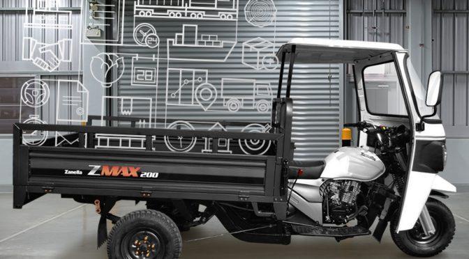 ZMAX 200S Z4 | Zanella | lanza nuevo utilitario de bajo costo
