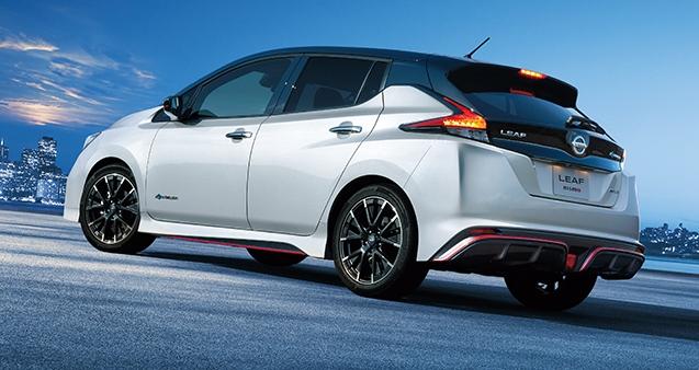 Leaf Nismo | Nissan | hace su debut mundial