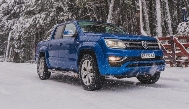 Volkswagen | temporada de invierno en Cerro Bayo
