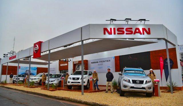 Nissan | Rural 18 | con todo su portfolio en Palermo