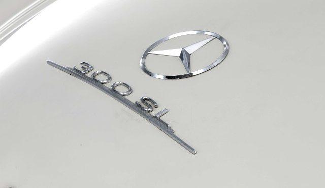 300 SL Roadster | Mercedes-Benz| 40 años en una cochera
