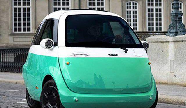 Microlino | Micro Mobility | eléctrico e inspirado en el Isetta