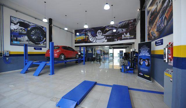 Michelin | abre dos nuevos puntos de venta