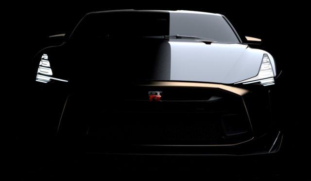 GT-R 50 | Nissan / Italdesign | develan prototipo edición limitada
