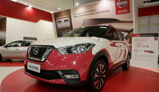 Kicks Showcar | Nissan | 110 años de inmigración japonesa