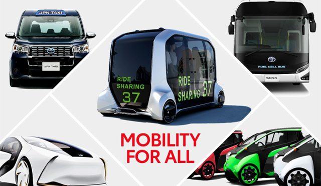 Toyota | con todo su potencial en los JJOO de 2020