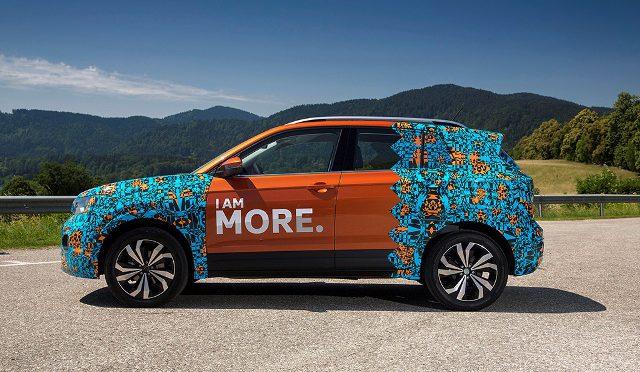 T-Cross | Volkswagen | propuesta de un nuevo formato de SUV