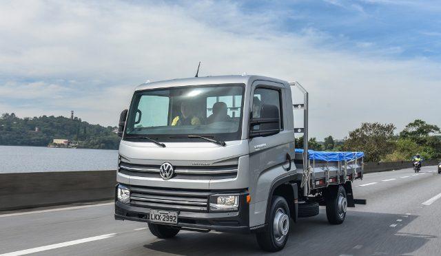Delivery / Constellation | Volkswagen Trucks | ganadores de los premios REI 2018