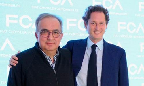 FCA | reemplazan a Marchionne en la Presidencia del Grupo