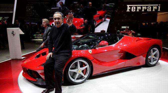 Sergio Marchionne | FCA | inmenso vacío en la industria