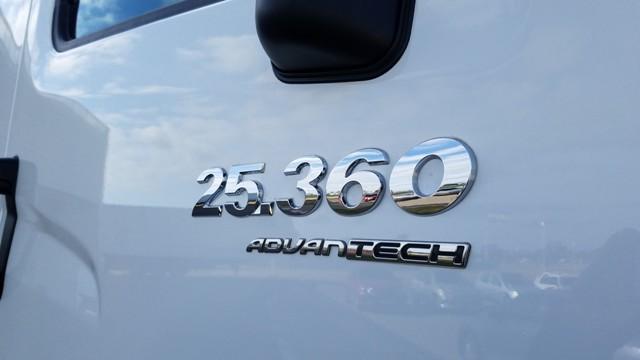 Constellation 25.360 | Volkswagen Trucks | llegó a la Argentina