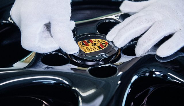 911 Turbo | Porsche | el clásico del Proyecto de Oro