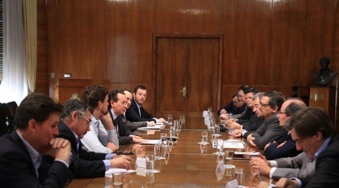 ADEFA | reunión con el Ministro de Producción… preocupante