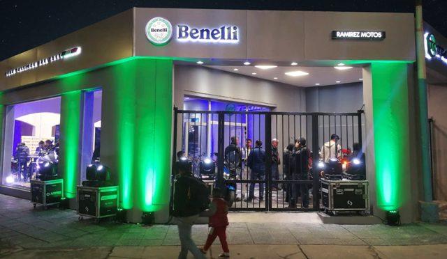 Benelli | estrena nuevo Store en Tucumán