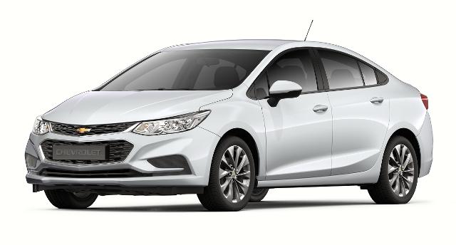 Cruze Sedán | Chevrolet | nueva versión de entrada de gama
