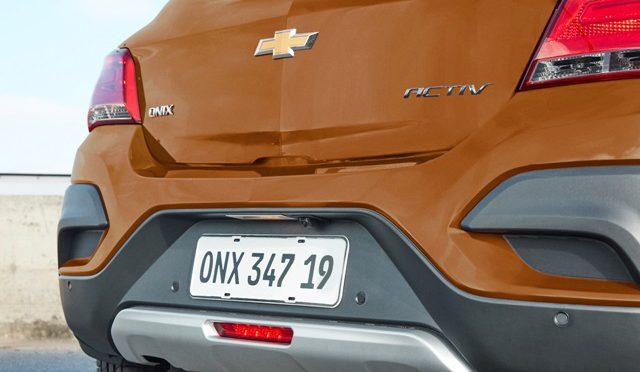 Onix / Prisma | Chevrolet | actualización de gama