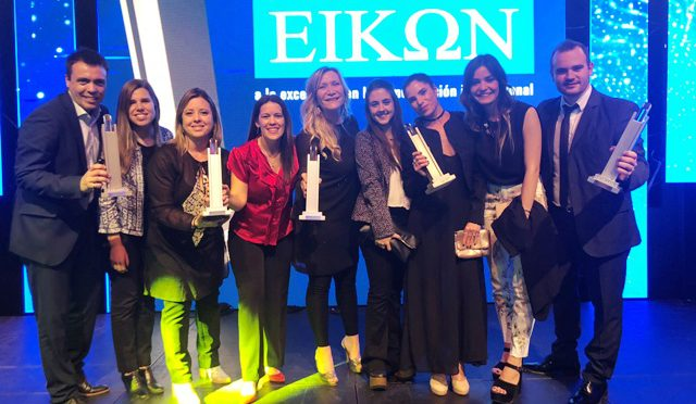 FCA | gana 5 premios Eikon a la comunicación