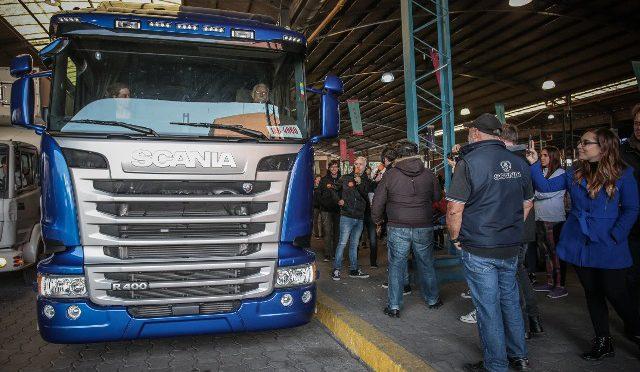 Scania | presente en la 11 Misión Solidaria