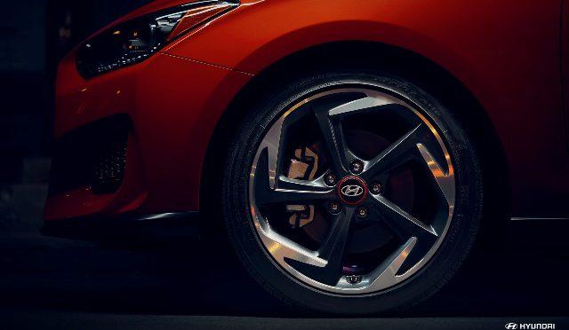 Veloster 2019 | Hyundai | llegará con sutil restyling