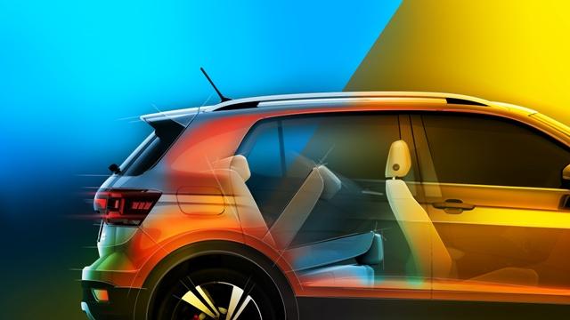 T-Cross | Volkswagen | el SUV compacto cada vez mas cerca I