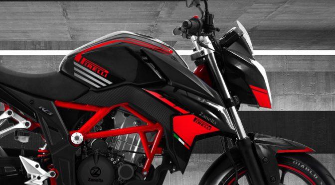 RZ3 Pirelli Edizione   Zanella   Preparate para un nuevo despegue
