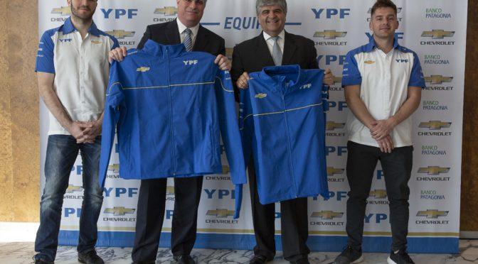 YPF / Chevrolet | renuevan su alianza de 15 años