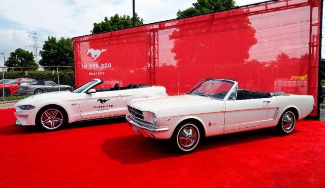 Mustang | Ford | se fabricó la unidad 10 millones