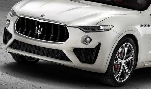 Levante GTS | Maserati | nueva versión V8 del SUV